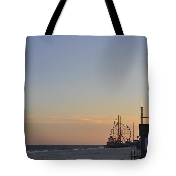 In the Distance Tote Bag by Terry DeLuco