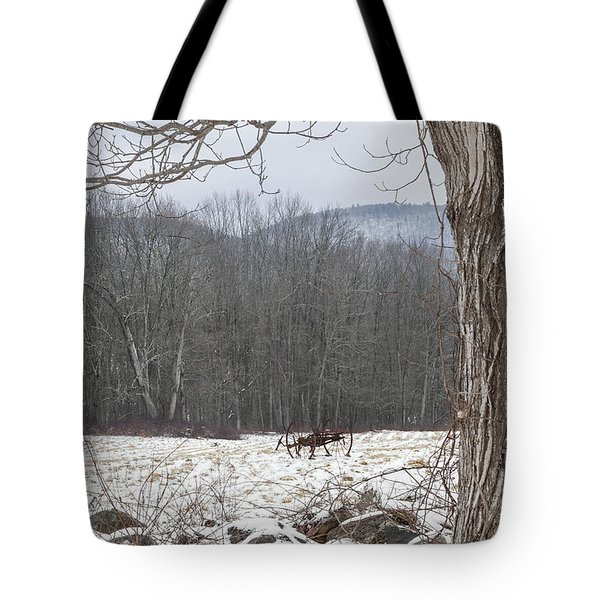 In the field Tote Bag by Bill  Wakeley