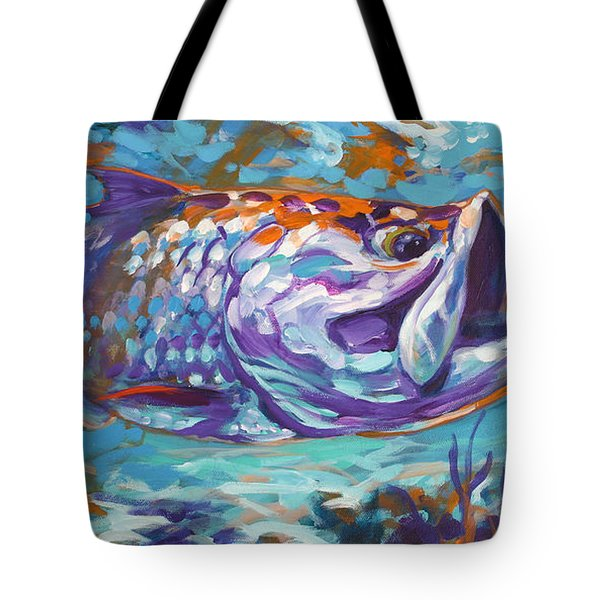 In The Flats Tote Bag by Mike Savlen