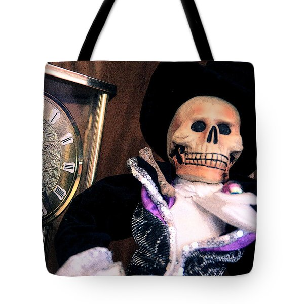 In The Fullness Of Time Tote Bag by Joe Kozlowski
