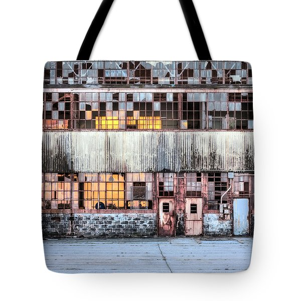 In the Right Light Tote Bag by JC Findley