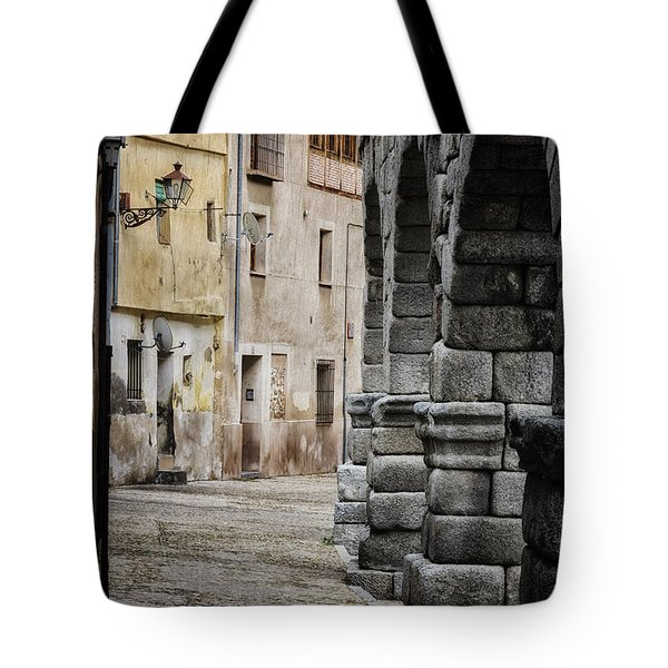 In The Shadow Tote Bag by Joan Carroll