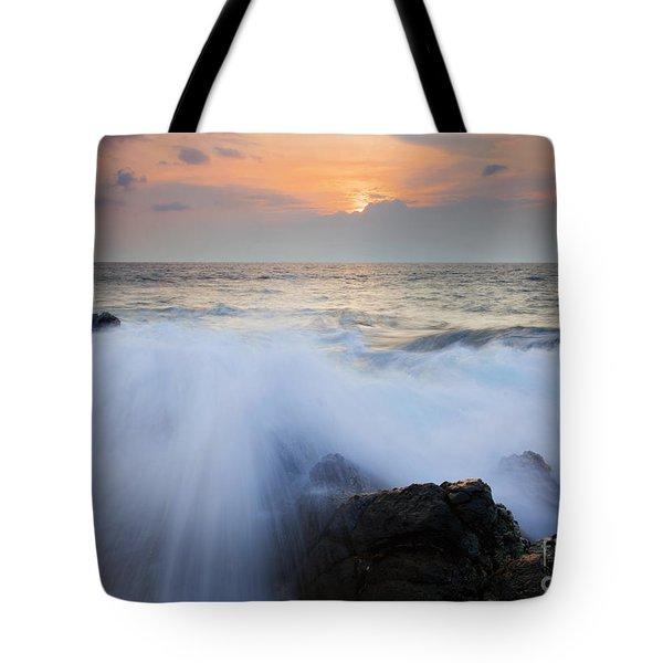 Incoming Tote Bag by Mike  Dawson