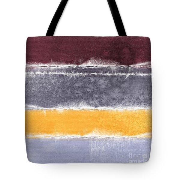 Indian Summer Tote Bag by Linda Woods