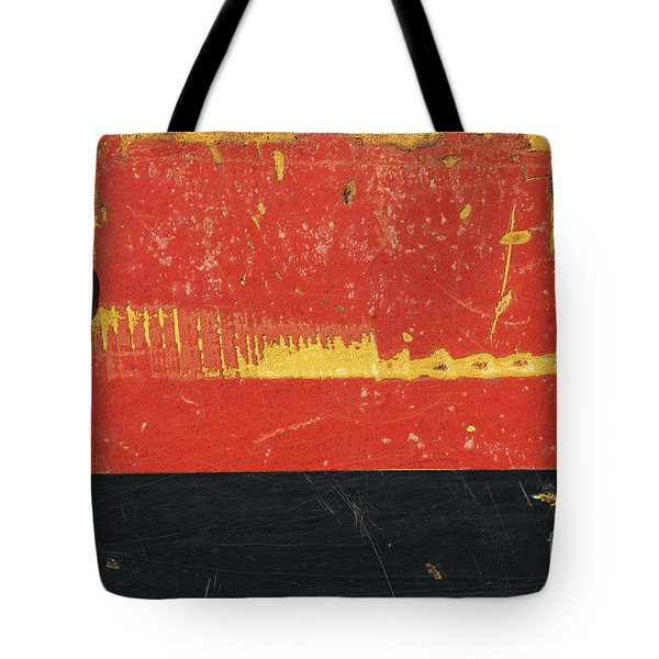 Industrial Rustic Abstract Tote Bag by Anahi DeCanio