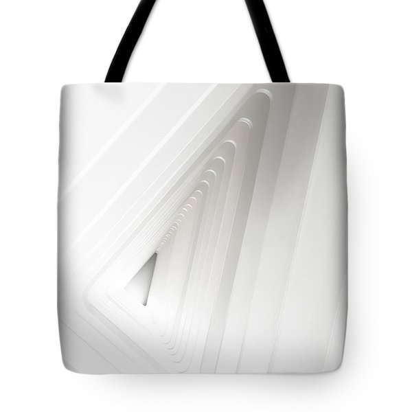 Infinite Arches Tote Bag by Scott Norris