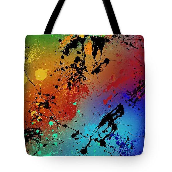 Infinite M Tote Bag by Ryan Burton