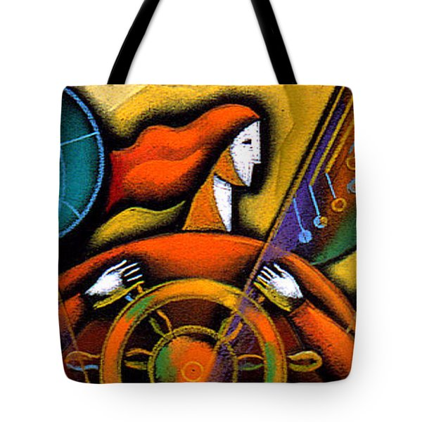 Information Tote Bag by Leon Zernitsky