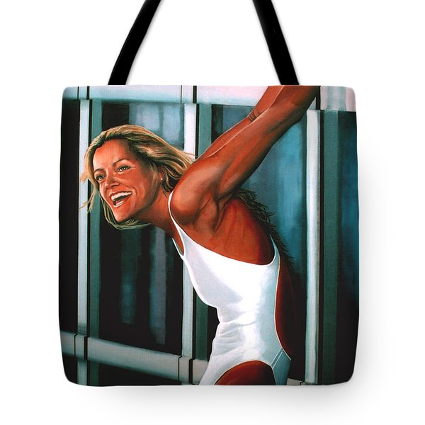 Inge De Bruin 2 Tote Bag by Paul Meijering