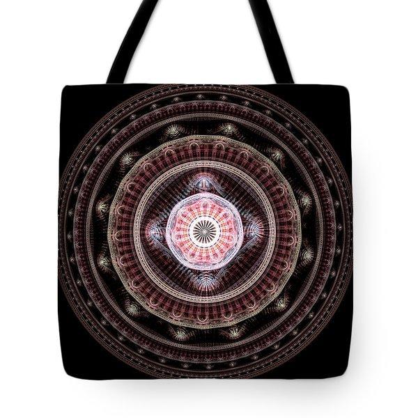 Inner Calm Tote Bag by Anastasiya Malakhova