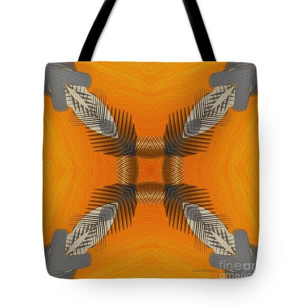 Inner Chi Tote Bag by Deborah Benoit