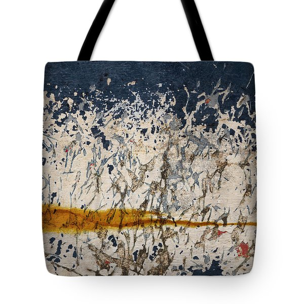 Inner Fire Tote Bag by Carol Leigh