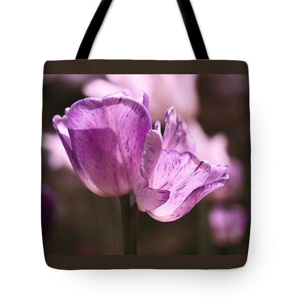 Inseparable Tote Bag by Rona Black