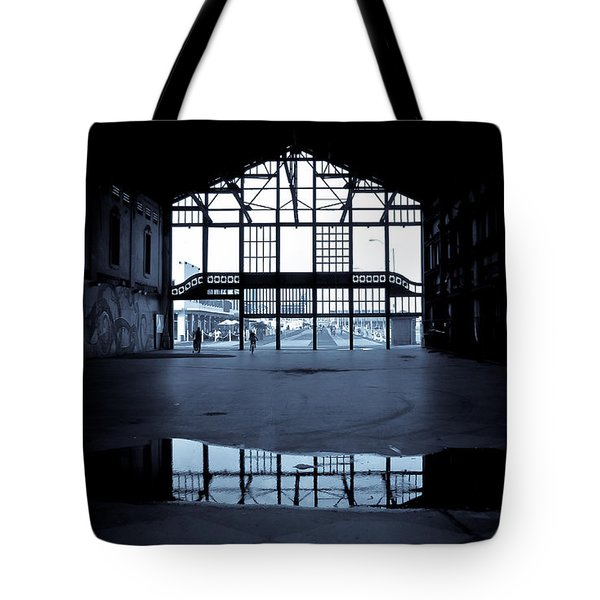 Insideout Tote Bag by Colleen Kammerer