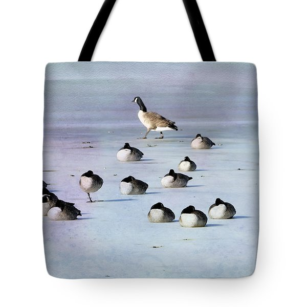 Insomnia Tote Bag by Betty LaRue