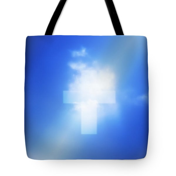 Inspiration From Above Tote Bag by Kellice Swaggerty
