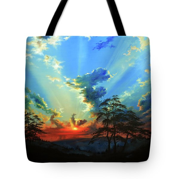 Inspiration Tote Bag by Hanne Lore Koehler