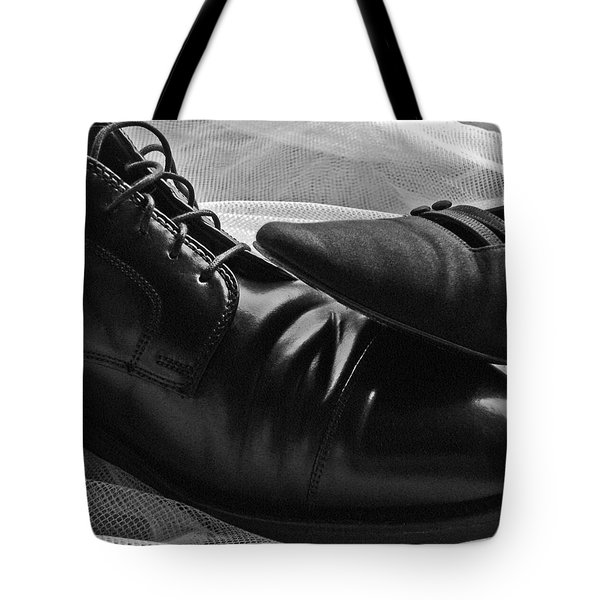 Instep Tote Bag by Lisa Phillips