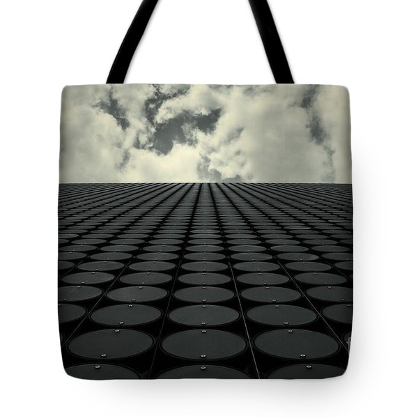 Interdimensional Tote Bag by Andrew Paranavitana