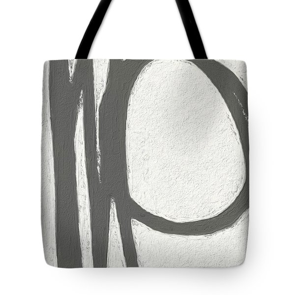 Intersection Tote Bag by Linda Woods