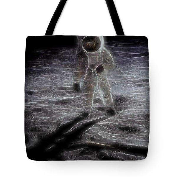 Interstellar Tote Bag by Dan Sproul