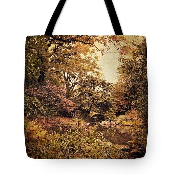 Intimate Landscape Tote Bag by Jessica Jenney