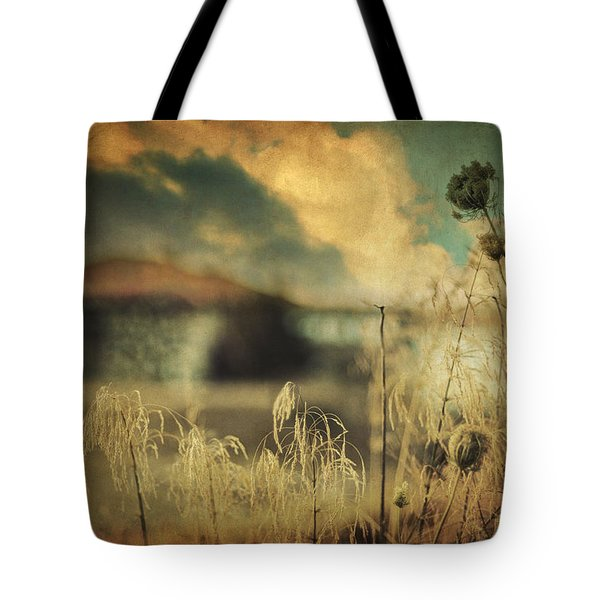 Into Deep Sleep Tote Bag by Taylan Soyturk
