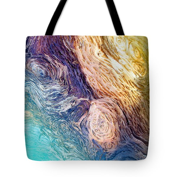 Into The Deep Tote Bag by Joyce Dickens