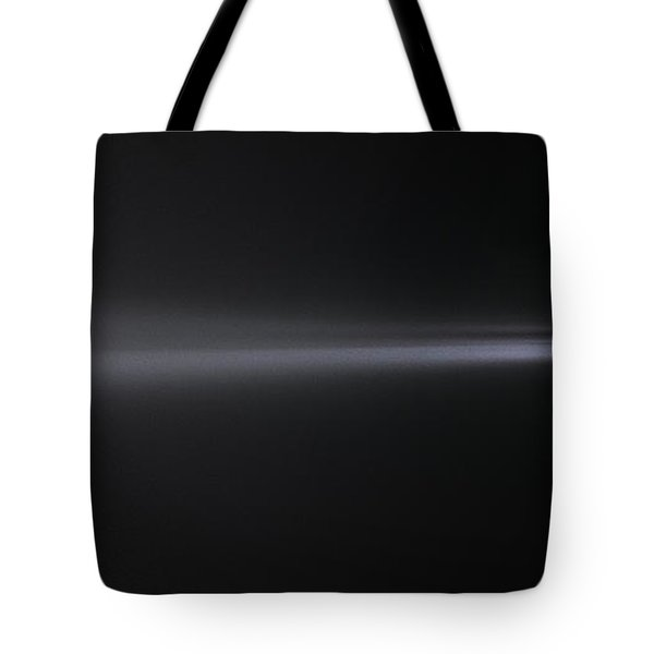 Into The Foggy Night Tote Bag by Marty Saccone