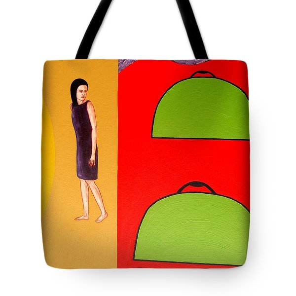 Into The Light 1 Tote Bag by Patrick J Murphy