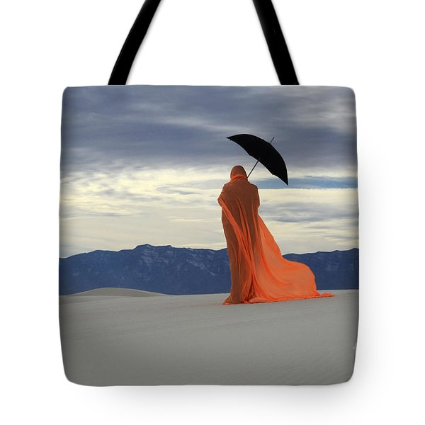 Into The Mystic 5 Tote Bag by Bob Christopher