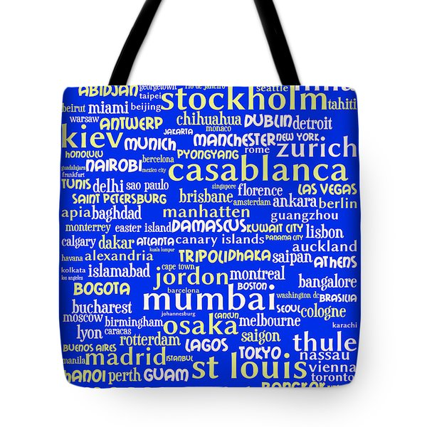 Intransit 20130625 Tote Bag by Wingsdomain Art and Photography