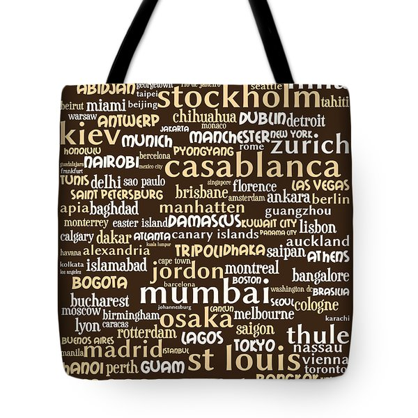 Intransit 20130625bwwa85 Tote Bag by Wingsdomain Art and Photography