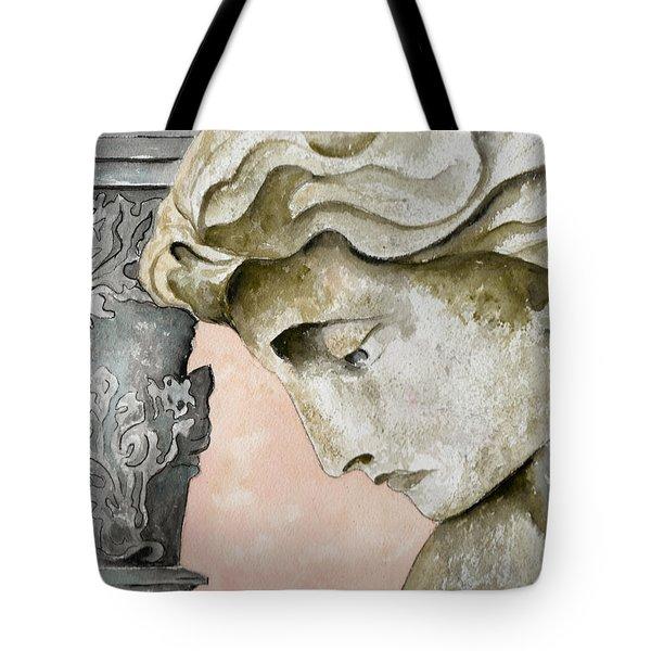 Introspective Tote Bag by Brenda Owen