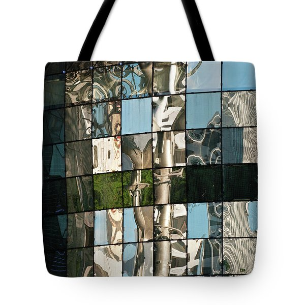 ION Orchard Reflections Tote Bag by Rick Piper Photography