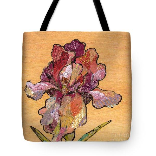 Iris II - Series II Tote Bag by Shadia Derbyshire