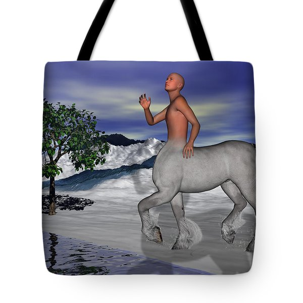 Is There Anyone Like Me Tote Bag by Betsy C  Knapp