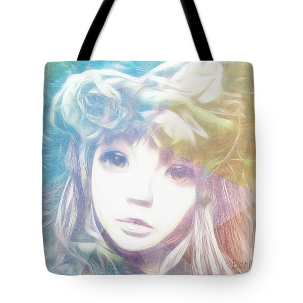 Isangelle Clariscendre Tote Bag by Barbara Orenya
