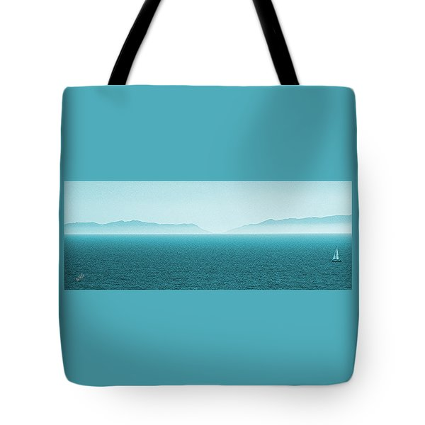 Island Tote Bag by Ben and Raisa Gertsberg