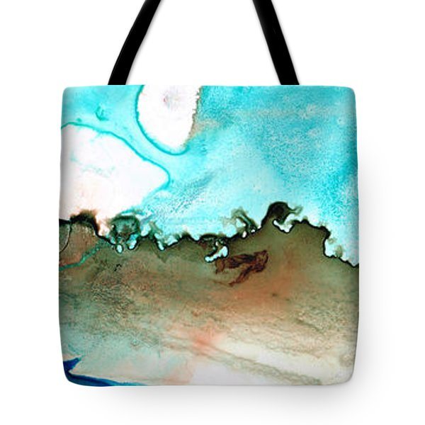 Island of Hope Tote Bag by Sharon Cummings