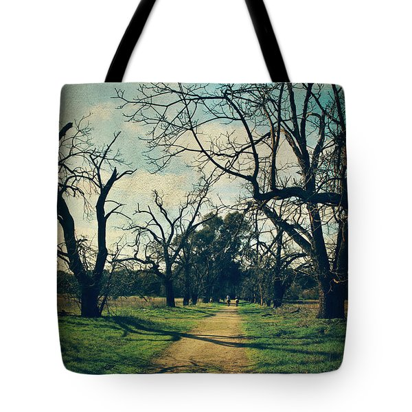 It All Depends Tote Bag by Laurie Search