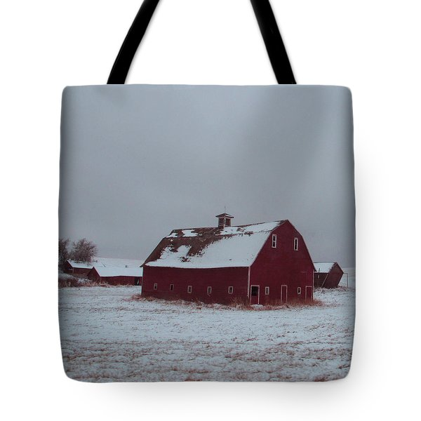 It Stood Forever Tote Bag by Abigail Ellison