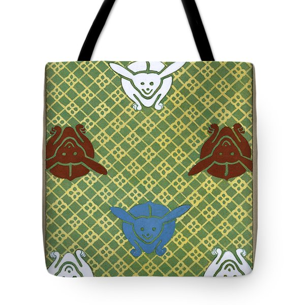 Ito Nishiki  Tote Bag by Nomad Art And  Design