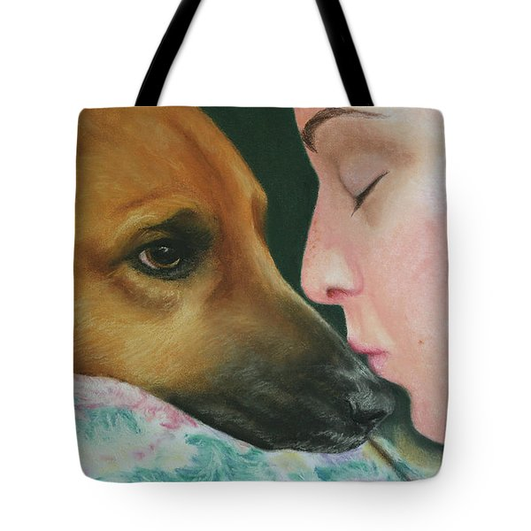 It's Alright Tote Bag by Marna Edwards Flavell