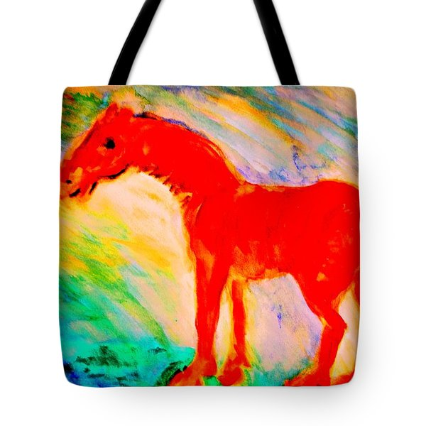 its an adventure Tote Bag by Hilde Widerberg