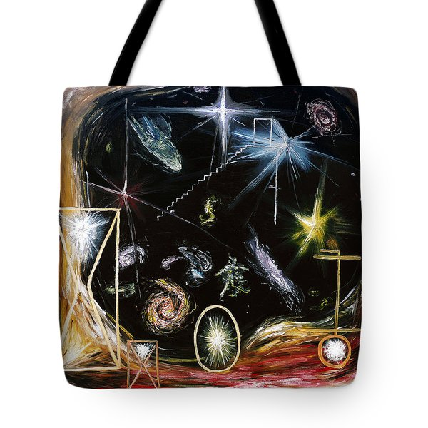 It's Full Of Stars  Tote Bag by Ryan Demaree