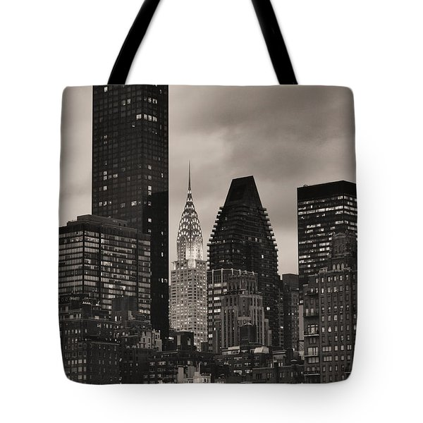 Its Relative  Tote Bag by JC Findley