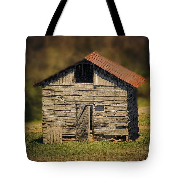 Itsy Bitsy Cabin Tote Bag by EricaMaxine  Price