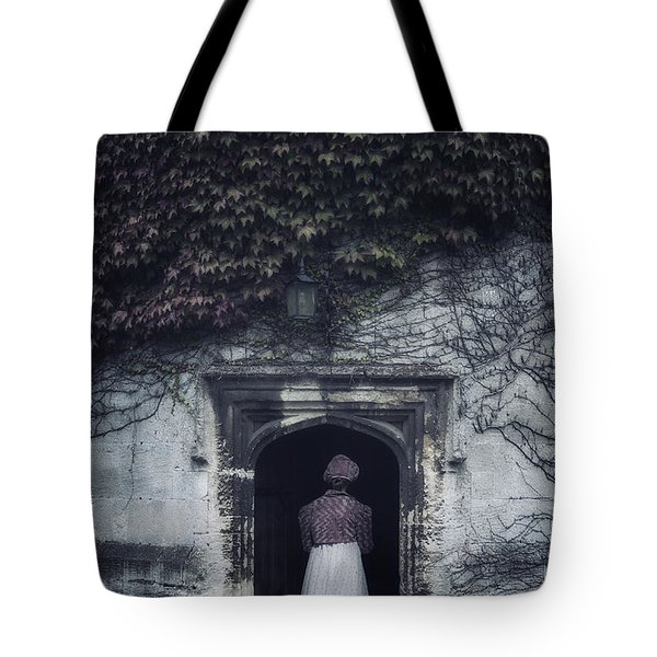 ivy tower Tote Bag by Joana Kruse
