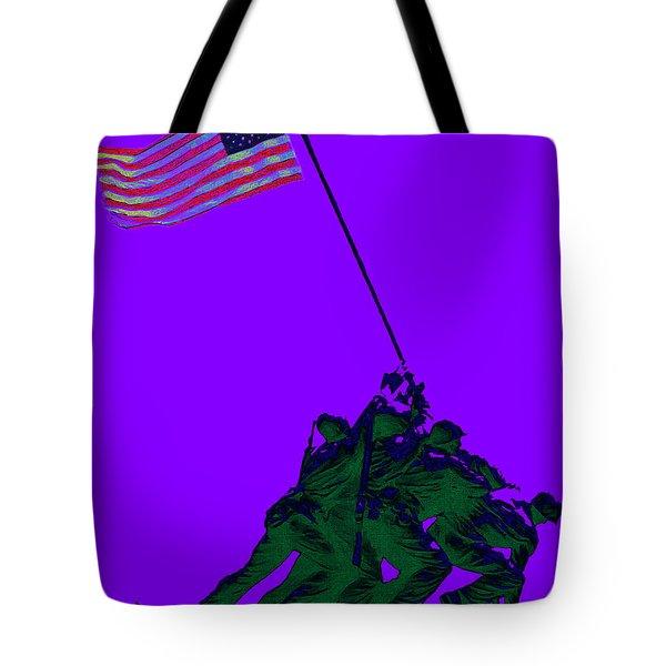 Iwo Jima 20130210m28 Tote Bag by Wingsdomain Art and Photography